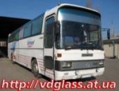Лобовое стекло для автобусов Mercedes O 303 I в Никополе