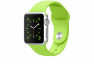 Ремешок Grand для смарт-часов Apple Watch 42 мм Sport Green (AL952)