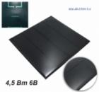 Солнечная монокристаллическая мини – панель 4,5 Вт 6 Вольт