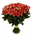Букет Роза « Нью Фешен» (59 шт.)