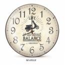 Часы настенные Esperanza Seattle EHC018S