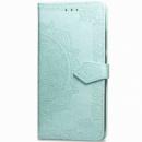 Кожаный чехол (книжка) Art Case с визитницей для Xiaomi Mi CC9 / Mi 9 Lite Бирюзовый