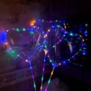 Воздушные шарики с Led подсветкой Сердечко