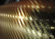 3D карбон золото