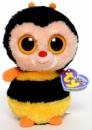 Мягкая игрушка « Пчелка Nacho», 15 см, из серии «Beanie Boo's»