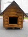 Собачья будка под заказ  1200*800*1250