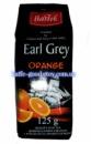 Чай черный листовой Bastek Earl Grey Orange ( с апельсином ) 125 гр.