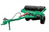 Уплотнитель почвы прицепной УГП-6(каток полевой)