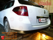 Тягово-сцепное устройство (фаркоп) Renault Laguna III (universal) (2007-2015)