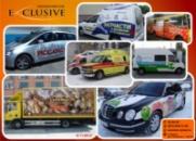 Поклейка транспорта (Брендирование автомобилей) Черкассы