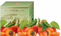 Абрикосовая паста 550 грамм