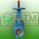 Задвижка шиберная 200EV 150 GG25 SS304 EPDM PN10