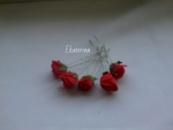 Шпильки для волос *Роза*