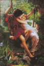 «Влюбленные на качелях »