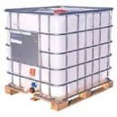 Еврокуб. Емкости кубические 1000л. в металлической обрешетке на деревянном поддоне б/у.