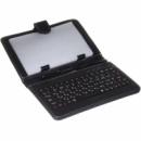 Чехол с русской клавиатурой для планшета 7 mirco USB Black