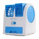 Мини-кондиционер вентилятор Mini Fan UKC HB-168 Blue