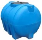 Купить горизонтальные пластиковые бочки для хранения воды на 500 литров.