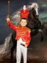 Гусар - Карнавальный костюм для детей на прокат