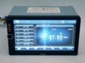 2Din Pioneer 8701 7« Экран Магнитола USB + Видео вход для камеры