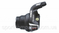 Грипшифт левый L3 not index SHIMANO SL-RS35 (черн.)