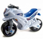 Мотоцикл 501 белый Орион
