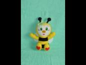 Пчелка сердечко