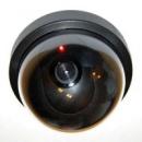 Камера муляж 593 - Купольная камера видеонаблюдения обманка муляж