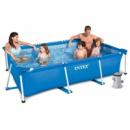 Каркасный бассейн Intex 28270 - 3, 220 х 150 х 60 см (1 250 л/ч, тент, подстилка)