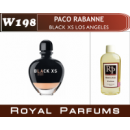 «Black XS Los Angeles for Her» от Paco Rabanne. Духи на разлив Royal Parfums 100 мл.