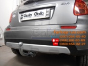 Тягово-сцепное устройство (фаркоп) Suzuki SX4 (hatchback) (2006-2013)