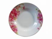 Тарелка суповая полупорционная «Сакура» круглая 21см