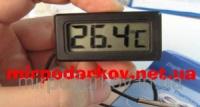 Цифровой LCD термометр с выносным датчиком