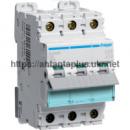 Автоматический выключатель Hager 3P 10kA C-50A 3M
