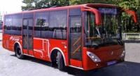 лобовое стекло для автобусов Хаз Руслан А 103.01 в Никополе