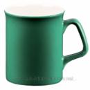 Чашки зеленые с логотипом Киев