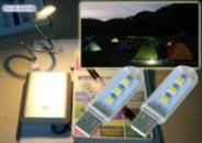 Cветодиодная USB лампочка. 5 Вольт, 1,5 Вт.