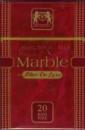сигареты Марбле красный картонный блок(Marble)