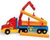 Машина Трубовоз Wader Super Truck 36540