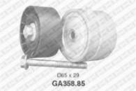 GA358.85 Натяжитель ремня генератора FIAT DOBLO 1,9D/1,9JTD 01-