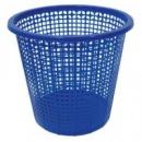 Корзина пластиковая синяя