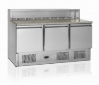 Стол холодильный для пиццы Tefcold PT930|escape:'html'