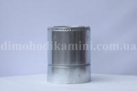 Труба термо 0.25м ф100/160 нержавейка в оцинковке|escape:'html'