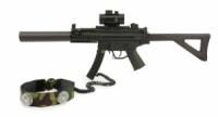 Пистолет-пулемет MP-5K PDW escape:'html'