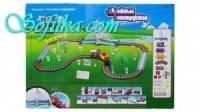 Железная дорога 200 D «Дорожный конструктор»|escape:'html'
