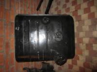 Бак топливный КрАЗ квадратный 250л.|escape:'html'
