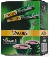 Кофе Jacobs Monarch стик 2 г. Якобс Монарх стик 2 гр. 26шт (Качество высшее)Цена указана от 20шт escape:'html'