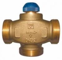 Термостатичний клапан Герц (Herz) CALIS-TS-RD трьохходовий 1/2«|escape:'html'
