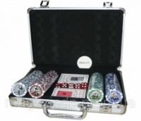 Покерный набор на 200 фишек с номиналом №200N Код:426316616 escape:'html'