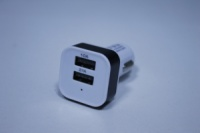Зарядний пистрій в прикурювач 2 USB 2.1А|escape:'html'